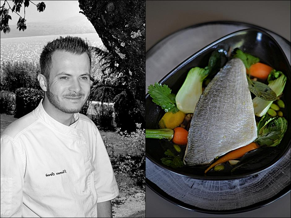 Chef Thomas Streit